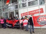 Treffen europäischer Basisgewerkschafter_innen in Berlin im März 2014
