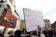 """Kroatien: """"Stoppt die Gewalt gegen Arbeiter!"""""""