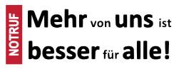 """Charite Kampagne """"Berlin für mehr Krankenhauspersonal!"""""""