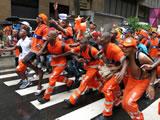 Erfolgreicher Streik der Putzkolonnen Rios