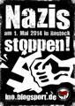 Kein NPD-Aufzug am ersten Mai durch Rostock!