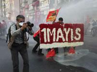 Türkei: Den 1. Mai auf dem Taksim-Platz feiern! – eine Solidaritätskampagne von Labourstart