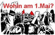 Wohin am 1. Mai?