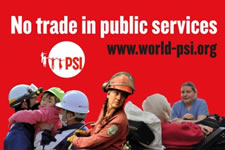 """Trade in Services Agreement (TISA)"""
