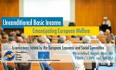 10. April 2014, Brüssel: Erste große Konferenz über das bedingungslose Grundeinkommen auf EU-Ebene