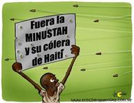 Haiti: 10 Jahre MINUSTAH – es ist genug!