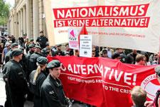 Aktionstage gegen AfD und autoritäre Europapolitik am 16./17. Mai