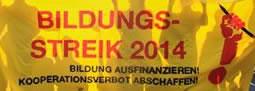 Bildungsstreik 2014