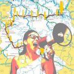 Flüchtlingsfrauen werden laut! Aktionstour quer durch Deutschland