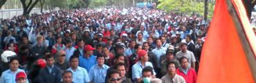 Indonesien: Streik in einer der größten Papierfabriken der Welt