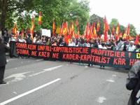 Köln: Zehntausende gegen Erdogan