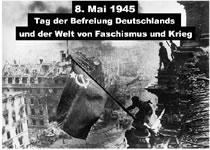8. Mai - Tag der Befreiung von Krieg und Faschismus