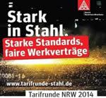 tarifrunde stahl 2014