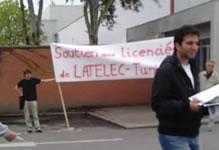 Tunesien: Hungerstreik bei Latelec wird fortgesetzt