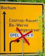 Schliessung von Opel Bochum