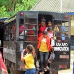 thailand wanderarbeiter vertreibung