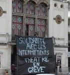 Frankreich: Theater, Konzerte, Ausstellungen: Bestreikt