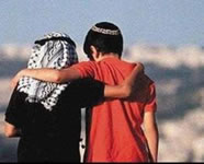 israelisch-arabische Freundschaft