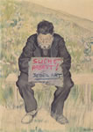 Ferdinand Hodler - Arbeitslos - 1891