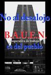 Hotel BAUEN im Zentrum von Buenos Aires - 2003 besetzt und in Selbstverwaltung übernommen
