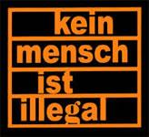 Kein Mensch ist illegal