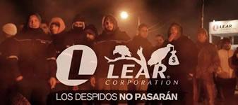 Kampf gegen Entlassungen bei LEAR in Argentinien
