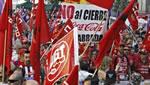 spanien streik