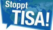 Deutscher Bundestag: TISA-Abkommen stoppen!