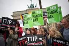 Europäischer Aktionstag gegen TTIP & CETA