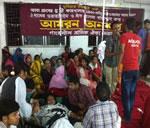 Hungern bis zum Tod – Arbeiterinnen der Tuba Gruppe in Bangladesch sind seit drei Monaten ohne Lohn