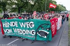 Hände weg vom Wedding