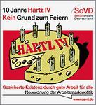 SoVDTV: 10 Jahre Hartz IV - Kein Grund zum Feiern