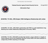Die enge Zusammenarbeit der NSA mit israelischen Geheimdiensten