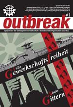 outbreak - Zeitschrift der Gefangenen-Gewerkschaft