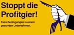 Cockpit an Lufthansa: Stoppt die Profitgier