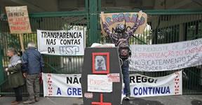 Streik an der Uni von São Paulo gegen Privatisierung