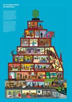 Das Pyramiden-Schema des Kapitalismus von Crimethinc
