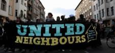 United Neighbours-Demo in Berlin