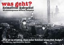 Heimatfront Ruhrgebiet. Bundeswehr wirbt perspektivlose Jugendliche in Bochum für den Beruf »Soldat/-in«