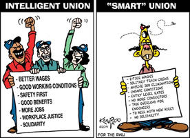 "intelligent Union - ""smart"" Union"