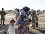 syrien flucht