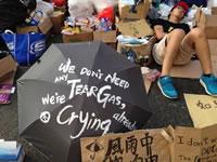 Massive Polizeirepression kann die Bewegung in Hongkong nicht aufhalten