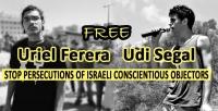 Unterstützen Sie israelische Kriegsdienstverweigerer