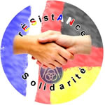 Solidaritätsaktion von TKP Esslingen und TK Ascenseurs S.A.S.