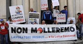 Italien: Protest und Widerstand gegen die Politik Renzis