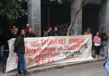 Dritte Solidaritätsreise nach Griechenland Herbst 2014
