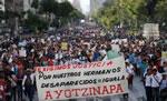 Zehntausende fordern Wiederkehr der Verschwundenen