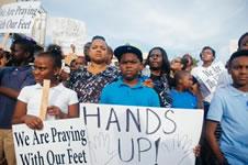 Proteste in Ferguson nach dem Urteil der Grand Jury