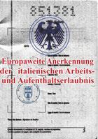 Lampedusa in Hamburg: Wir fordern die Anerkennung unserer italienischen Aufenthalts- und Arbeitserlaubnis!
