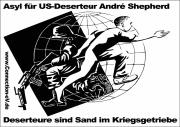 Asyl fuer US-Deserteur